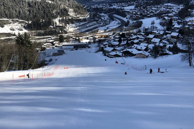 Green light for Chamonix World Cup after FIS snow control